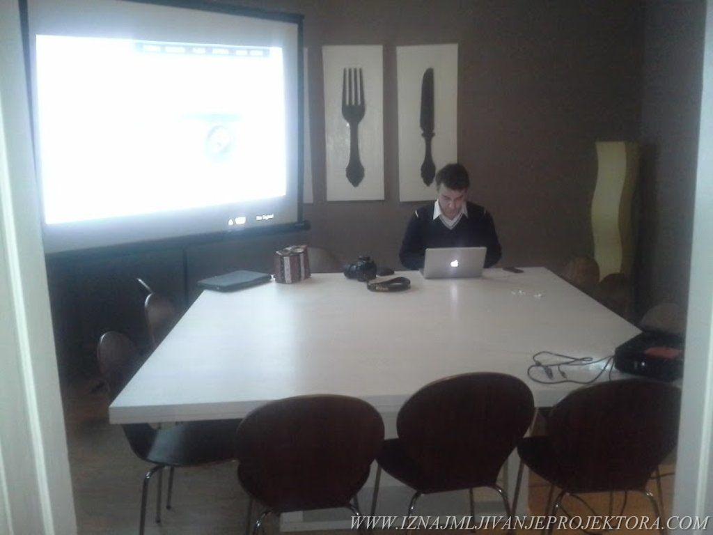 Air Berlin – škola kuvanja – Iznajmljivanje projektora Beograd