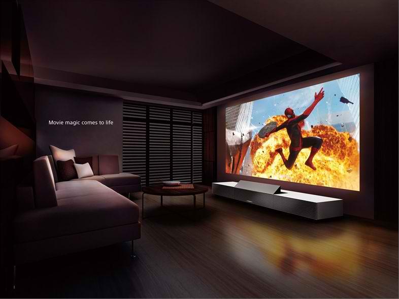 LSPX-W1S-projektor
