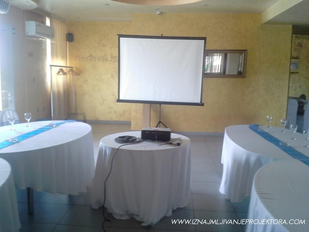 Kengur Resort – Iznajmljivanje projektora