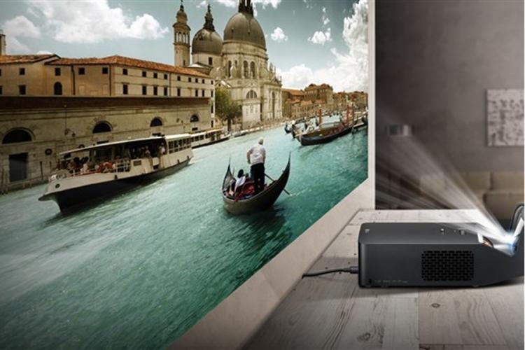 Minibeam Ultra Short-Throw – Novi LG projektor i najmanje prostore pretvara u bioskop
