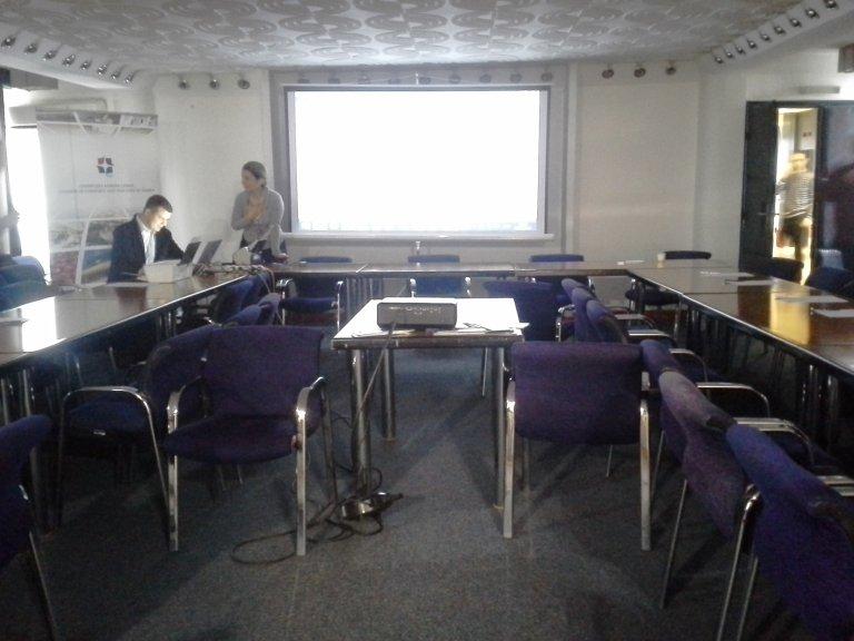 Privredna komora Srbije – Iznajmljivanje projektora 4000 ANSI