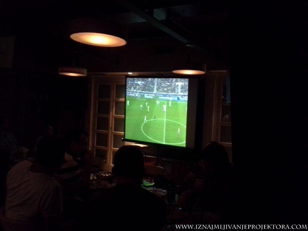 Restoran Kraljevina – iznajmljivanje projektora