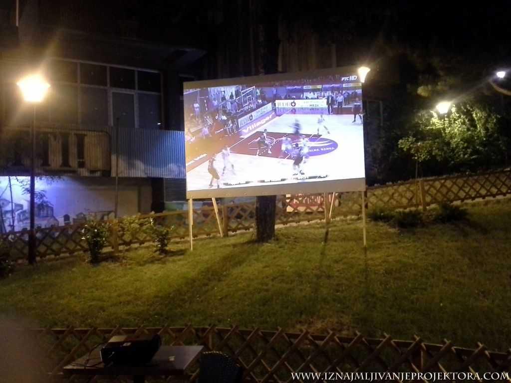 Iznajmljivanje projektora Beograd – Pizzeria Per Tutti