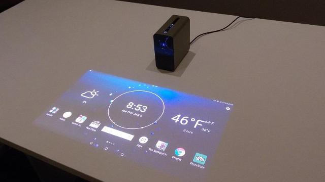 Sony Xperia Touch projektor