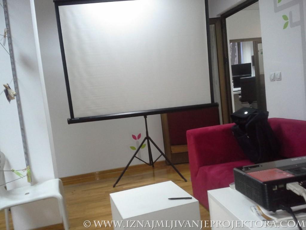 Projektori – Agencija Zebra Beograd