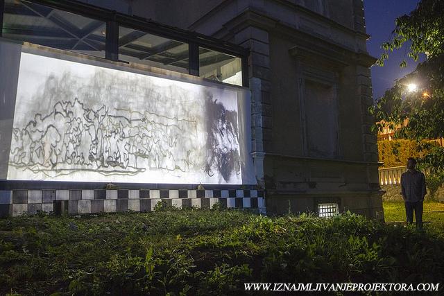 Iznajmljivanje projektora – Kuća Kralja Petra Beograd