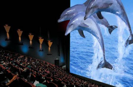 4D doživljaji su budućnost filmske industrije