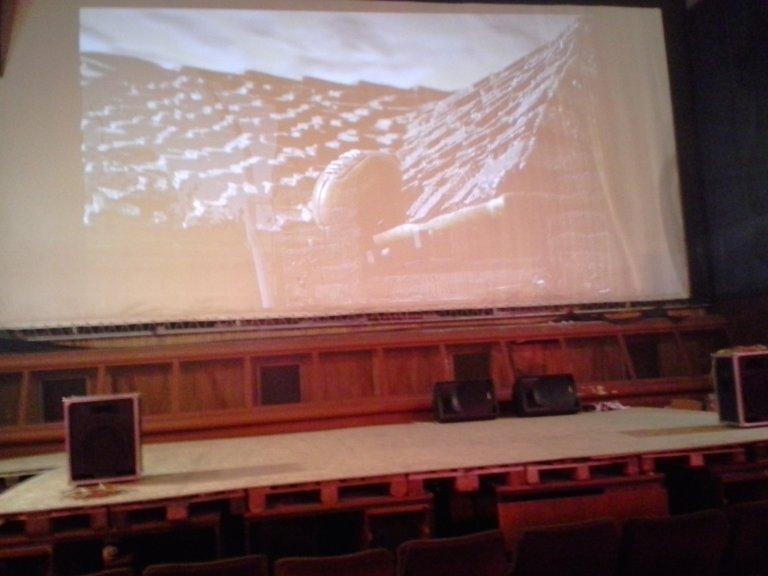 Bioskop Zvezda – promocija filma – projektor 4000 ansi