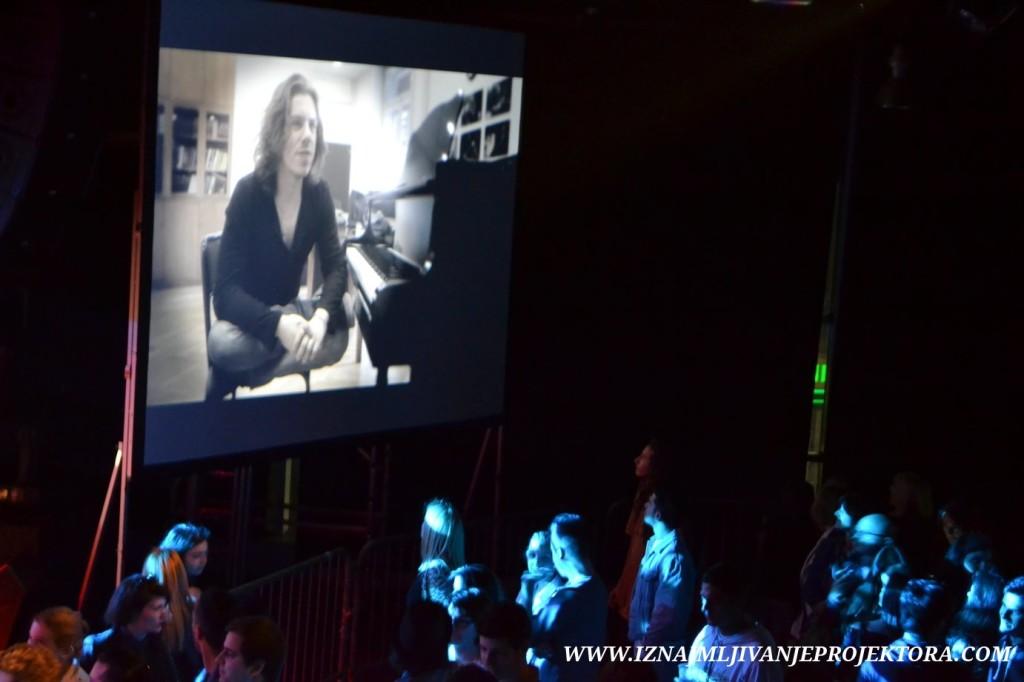 Dom omladine Beograd – Iznajmljivanje projektora za koncert