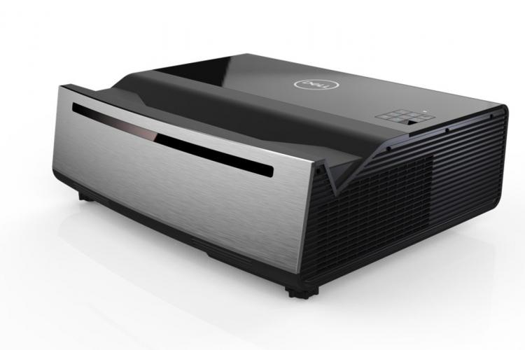 Novi Dell laserski projektor nudi 100-inčni 4K HDR prikaz