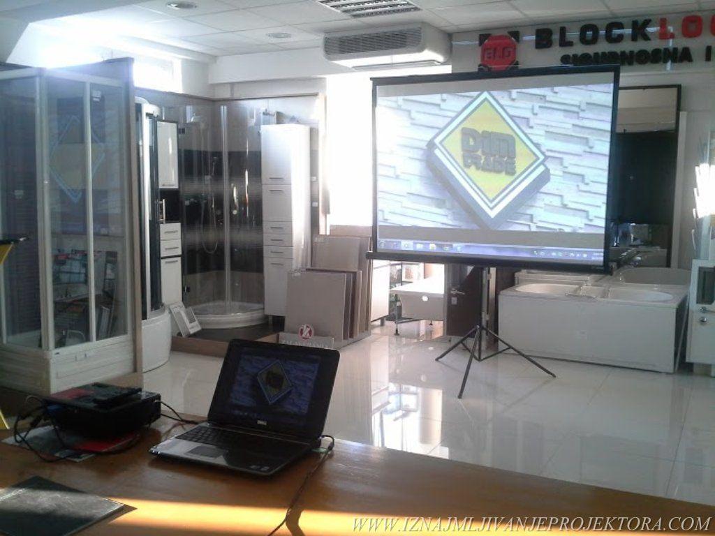 Dim Trade – Iznajmljivanje projektora za prezentaciju proizvoda