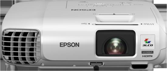 Mali projektor odlične slike – Epson EB-W29