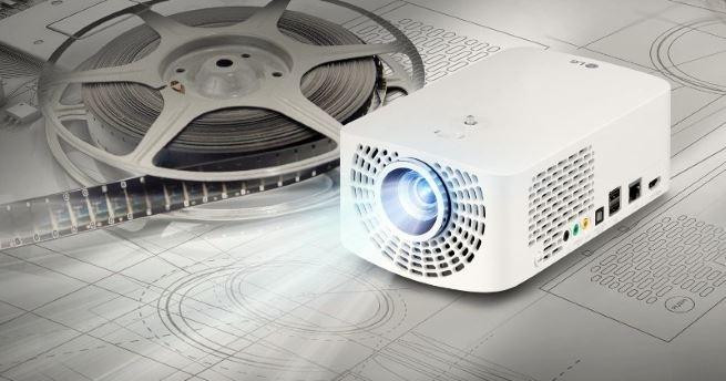 LG mini projektori sa vekom trajanja od 10 godina