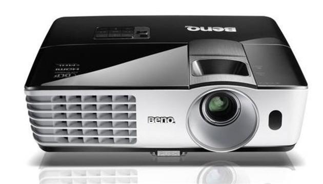 BenQ nudi dva NFC poslovna projektora