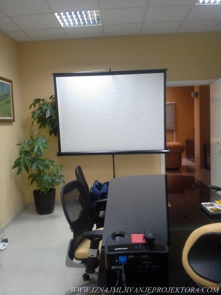 SIOUX rentiranje projektora Beograd