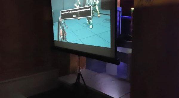 Xbox projektor