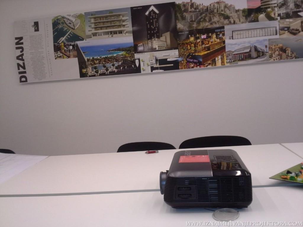 Arhitektonski biro – rentiranje projektora Beograd
