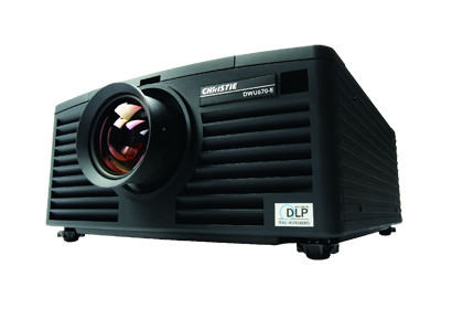 Christie DWU670-E WUXGA DLP Projektor