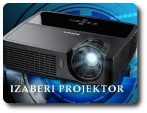 izaberi projektor