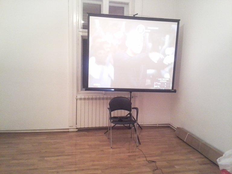 Iznajmljivanje projektora i Xbox 360 gaming konzole