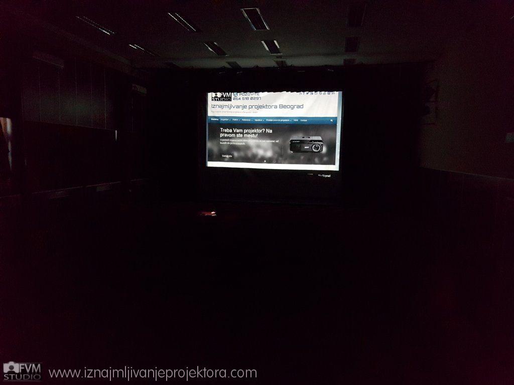 Iznajmljivanje projektora za bioskop Čukarica – Beograd