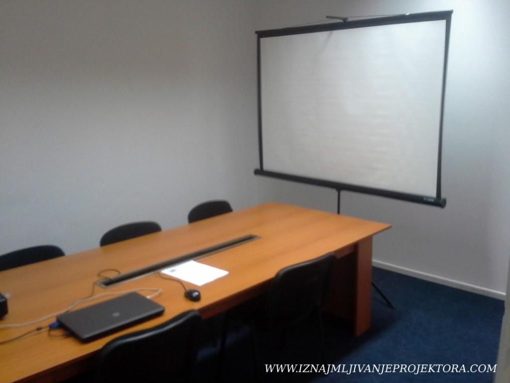 Prezentacija kladionice Meridian Iznajmljivanje projektora