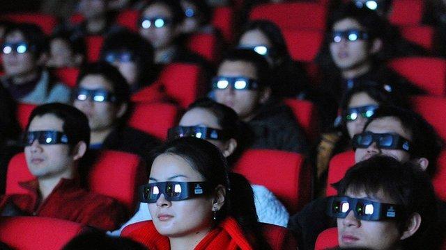 Laserski 3D projektori