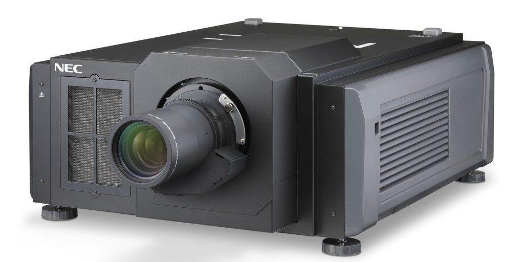 Novi NEC laserski projektori – nova era u projektovanju slike