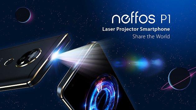 TP-Link Neffos P1 – Novi pametni telefon sa laserskim projektorom