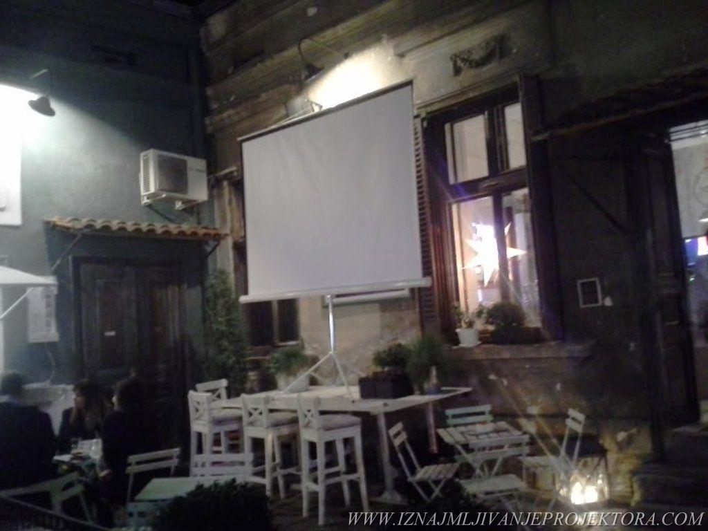 Restoran - kafić Smokvica - Beograd  - promocija filma