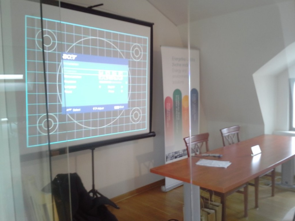 Slovenačka ambasada Beograd – prezentacija o energetskoj efikasnosti