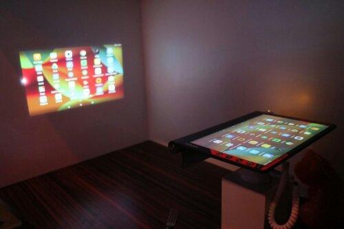 Tablet kao projektor: Yoga Tab 3 Pro projektuje sliku od 70 inča